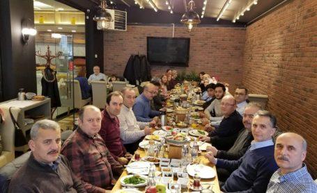 Nefsi Piraziz Gönüllüler Birliği Kahvaltı 2019