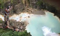 Giresun'un Dereli ilçesi binlerce turist tarafından ziyaret edildi